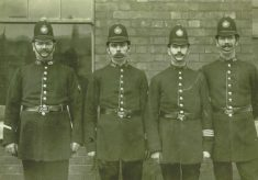 Police Constables 212, 263, 272 and 186