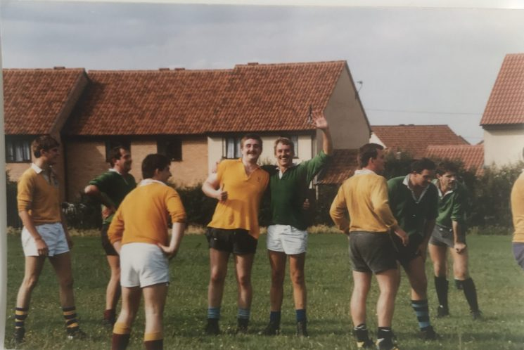 Divisional rugby