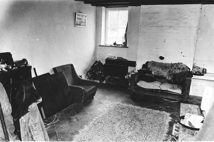 Operation Julie, the hideout. (Gloucestershire Police Archive URN 1480-3)