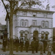 Holland House. (Gloucestershire Police Archives URN 10785)