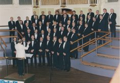 Gloucestershire Police Male Voice Choir Concert at Oxford townhall