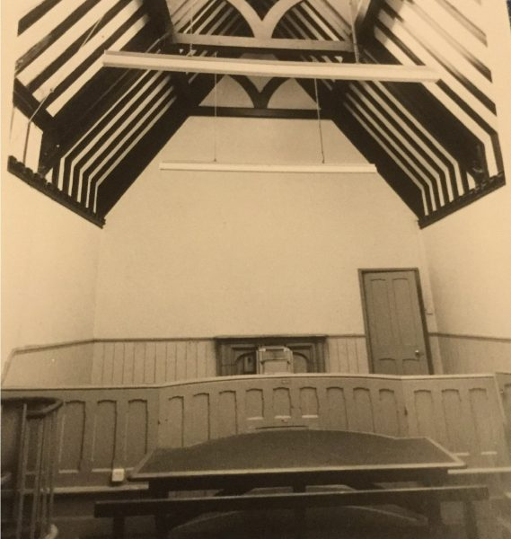 Fairford Magistrates  Court 1982